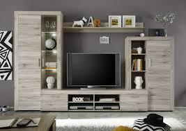 Soggiorno moderno iago composizione mobile porta tv con led
