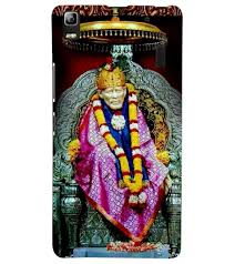 PrintVisa LORD SAI BABA Case Cover for ...