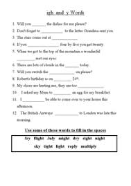 Kindergartners, teachers, and parents who homeschool their kids can print, download, or use the free kindergarten english worksheets online. Igh Phonics Lesson Plans Worksheets Reviewed By Teachers
