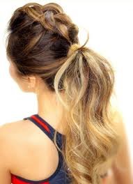 Cute Ponytail Hairstyles 27 Awesome 24 Hairstyles For Summer 24 Sunny Beaches As You Plan Your
