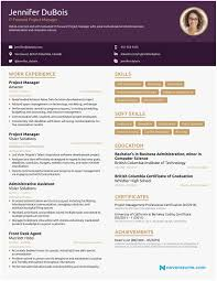 84 Marvelous Photograph Of It Project Manager Resume Sample