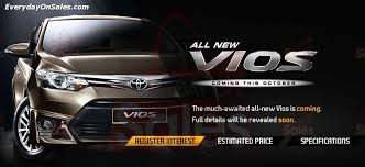 new car release in malaysia 2013New Toyota Vios Promotion Price in Malaysia  EverydayOnSalescom