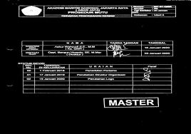 Suatu kegiatan berkarya seni dengan menggunakan bahan lilin yang di panaskan dan menggunakan alat khusus kunci jawaban: Akademi Maritim Nasional Jakarta Raya Aman Jaya Prosedur Mutu Terdokumentasi Pdf Free Download