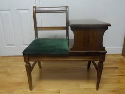 Telephone Bench Seat