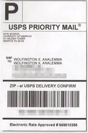Make A Fake Shipping Label Free Templates Ups Shipping Rate