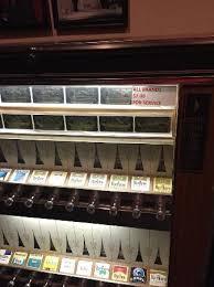 Vending Machines Atlanta Fascinating Cigarette Vending Machine Picture Of Chops Lobster Bar Atlanta