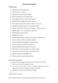 Problem Solution Essay Example Topics Argumentative Essay Topics