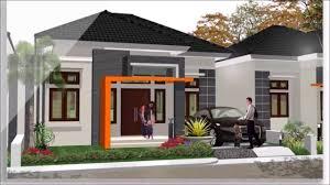 20 desain rumah minimalis 2017 terbaru untuk rumah 1 lantai