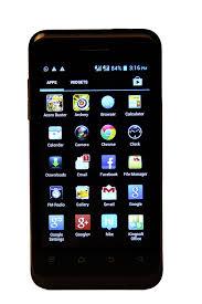 ZTE Blade Black C V807: Amazon.in ...