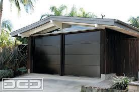 mid century modern garage doors with windows. Dynamic Garage Doors Clontarf Mid Century Modern With Windows And Door T