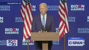 Joe Biden News Conference