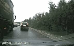 car driving away gif. Contemporary Away Bad Driver Stuck On Side Of Road With Car Driving Away Gif E