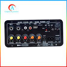 Bảng Mạch Loa Bluetooth 30-120w 220v / 12v / 24v giá cạnh tranh