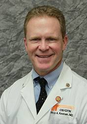 Jeffrey A. Keenan, MD | The Department of Obstetrics and ...