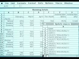 excel bill this day in market history bill gates unveils microsoft excel