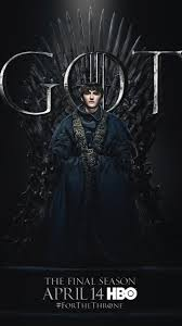 Character Posters And Twitter Emojis For Game Of Thrones Season 8