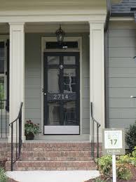front screen doorSimple 60 Front Doors With Storm Door Design Decoration Of 25