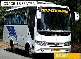 mini coach al bangalore bus