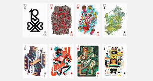 Poker Design Playing Arts Poker Cards Design Free Graphics