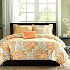 orange king size bedding sets awesome orange king size bedding sets modern bedding bed linen orange
