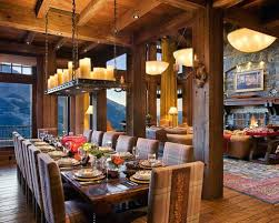rustic dining rooms. Rustic Dining Room Design Rooms Pleasant Ideas Pictures Remodel And Decor .