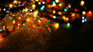 Christmas Lights Aesthetic Christmas Lights Wallpapers Top Free Christmas Lights