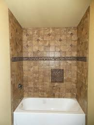 bathtub tile surround tub surround with single built in shower shelf tile bathtub surround ceramic tile bathtub tile surround