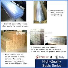 glass shower door plastic strip weather stripping for sliding glass doors a closer look plastic strip