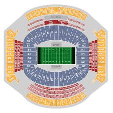 Alabama Football Stadium Seat Chart 67 All Inclusive Section Nn Bryant Denny Stadium