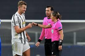 Stéphanie Frappart a fait « tomber un mur », pour la Gazzetta dello Sport -  Ligue des champions - Football