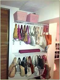 purse storage organizer closet handbag closet organizer handbag closet organizer handbag closet storage minimalist dressing room