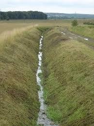 drainage ditch file drainage ditch on hunster flat geograph org uk 502581 jpg