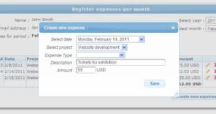 online expense report easy expense tracking and reporting