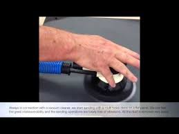 hutchins sanders. abrex-system - sanding with hutchins palm sander assembled fusion pad youtube sanders l