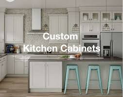 Customized Kitchen Cabinets Custom Kitchens At The Home Depot