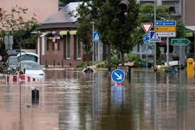 Floods in Germany: What's happening ...