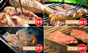 Meat Doneness Temperature Chart Celsius How To Cook Each Type Of Meat For The Perfect Bbq Daily
