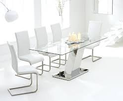extendable glass table wonderful extendable glass dining table set mark glass dining set extending with