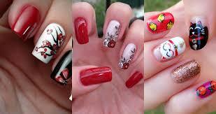 Chinese Nail Art Designs 10 Chinese New Year Nail Art Inspirations Pamper My