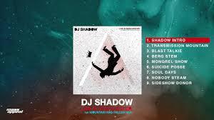 <b>DJ Shadow</b> - <b>Shadow</b> Intro (Live In Manchester) [HQ Audio] - YouTube