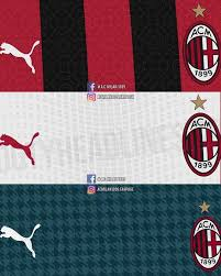 In other news, as roma's 2020/21 home kit pays tribute to its 1980 italian cup win. Leaked Ac Milan Home Shirt For 2020 21 Mock Up Surfaces Online The Ac Milan Offside