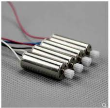 4PCS <b>JJRC H68</b> Motor Engine For H68 <b>RC</b> Quacopter Spare Parts ...