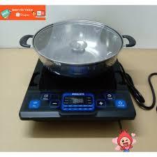 Bếp từ đơn Philips HD4921 bảo hành toàn quốc