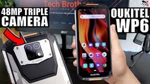 <b>Oukitel WP6</b> PREVIEW: 10000mAh Rugged Smartphone 2020 ...