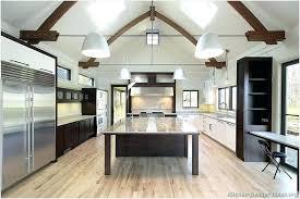 wood floor in kitchen charming light dark kitchen cabinets with light wood floors cabinets dark