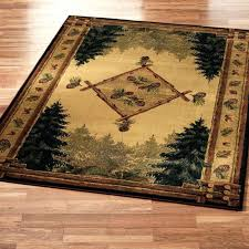 cabin rugs bathroom rug sets 3 5 themed hesstonsdway with exquisite cabin rugs clearance