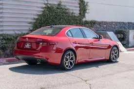 New 2021 Alfa Romeo Giulia For Sale at Alfa Romeo of Marin