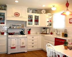 fearsome red kitchen accents red and white kitchen decor best red and white kitchen ideas