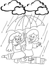 Small Picture Rainy Day Coloring Pages For Toddlers Best Coloring Page 2017