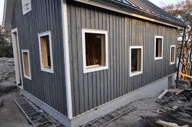 Holzfassade Inseldorf